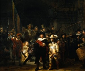 The_Night_Watch_Rembrandt